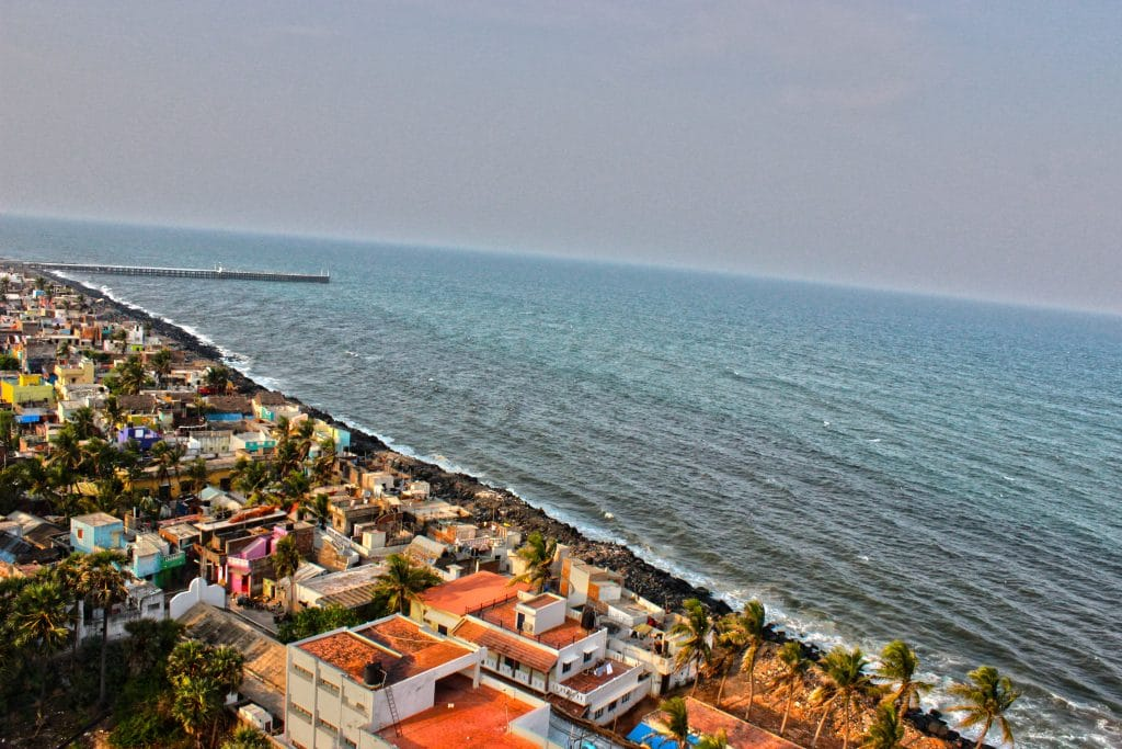 Pondicherry is one of the best places to visit in South India.