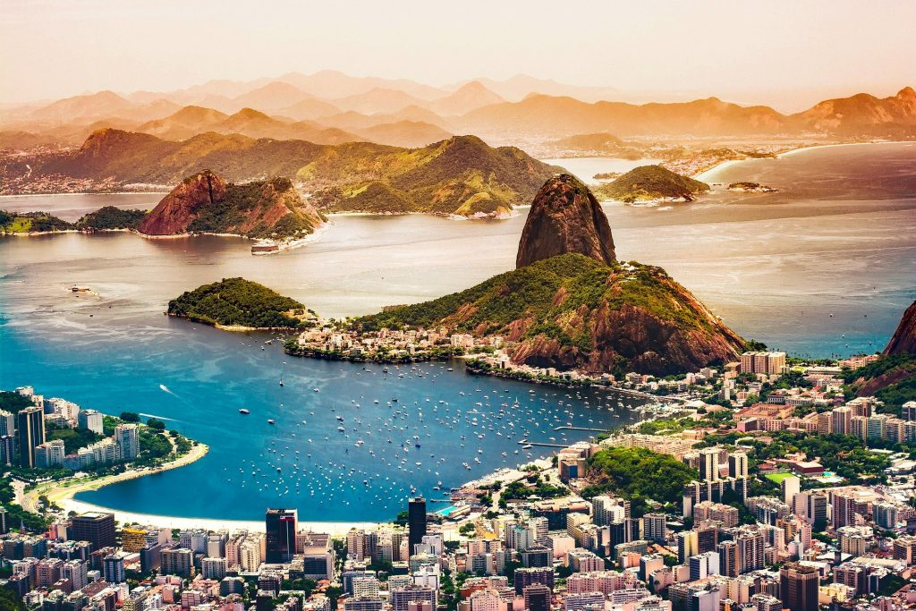 Rio de Janeiro is one of the best places to travel in South America.