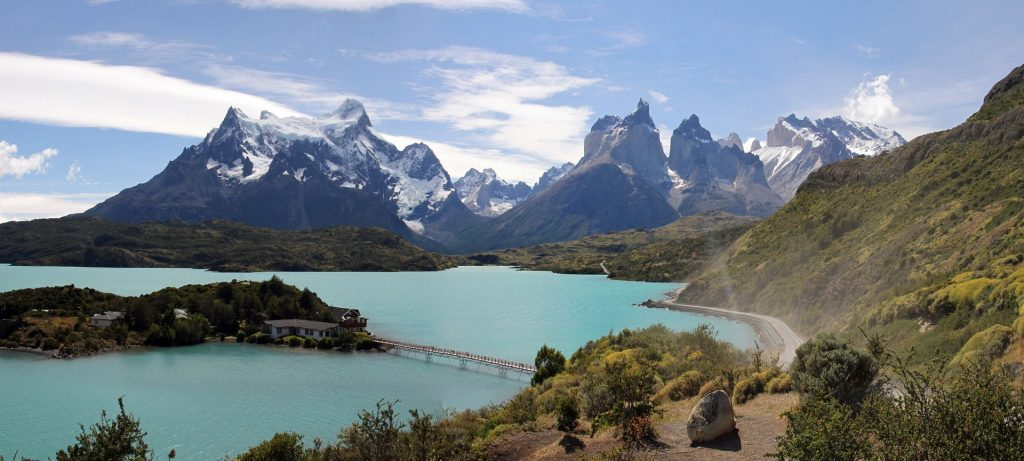 There is lots to see when you're backpacking South America.