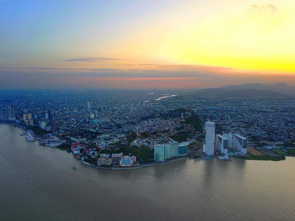 Guayaquil is one of the best places to visit in Ecuador.