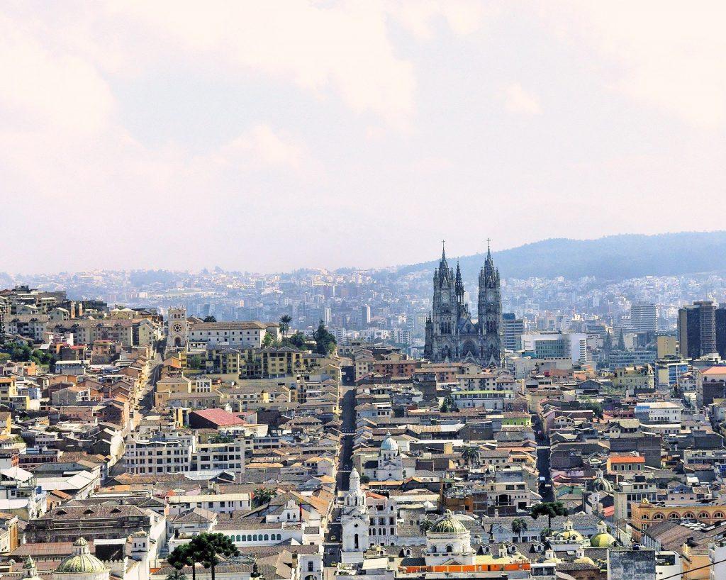 Quito is the capital of Ecuador.
