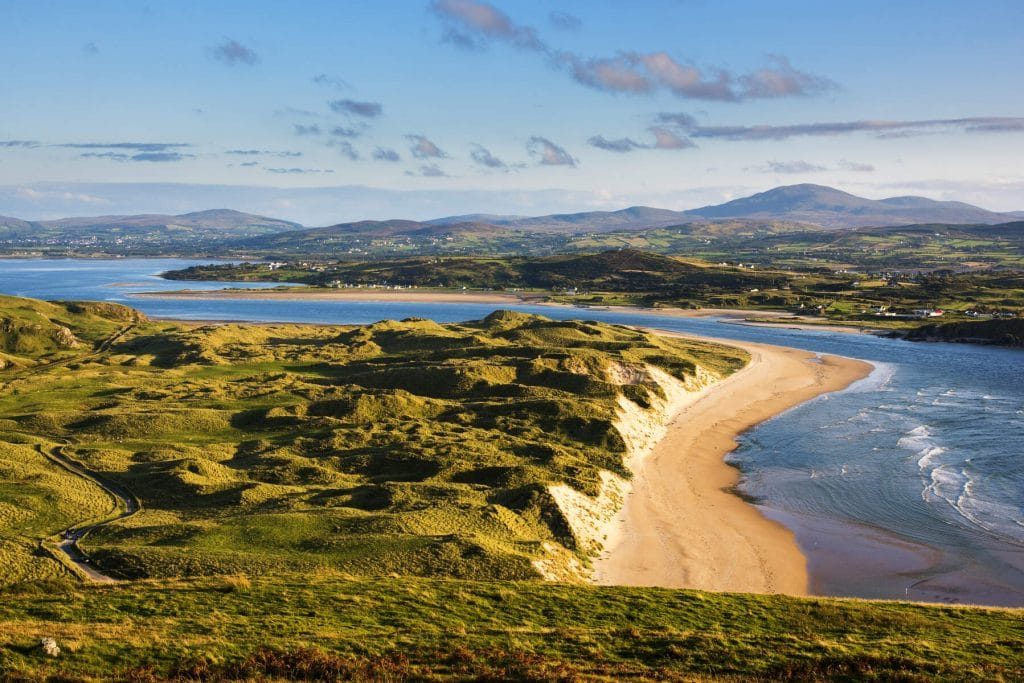 The Inishowen Peninsula is a must-visit.