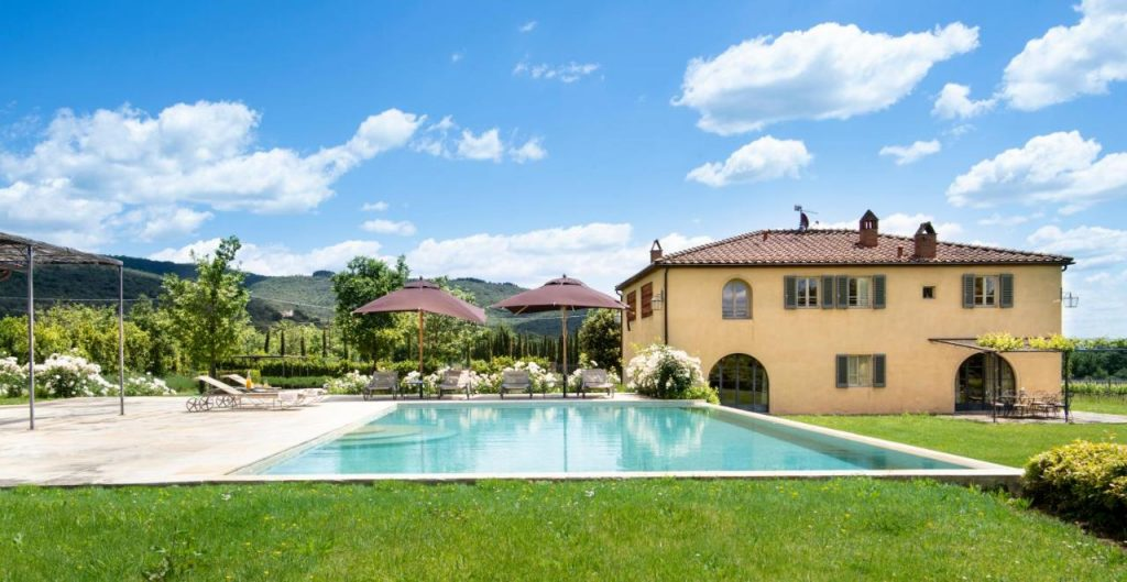 Il Borro Relais & Châteaux is perfect for those who prefer a hotel stay.