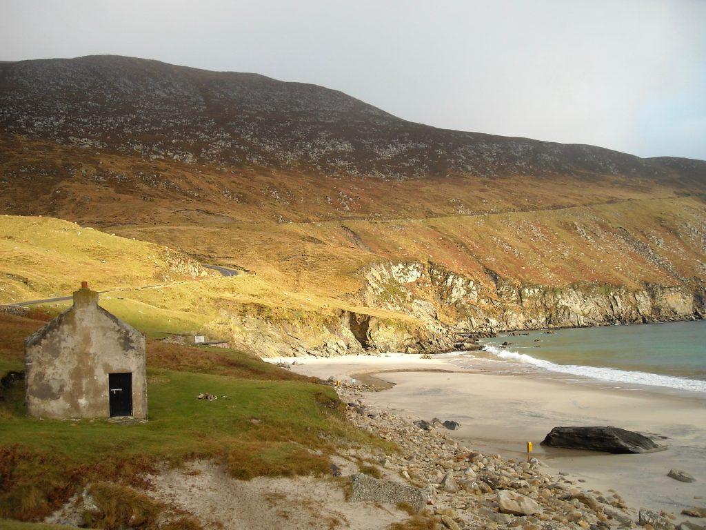 Achill Island is a gorgeous Irish island.