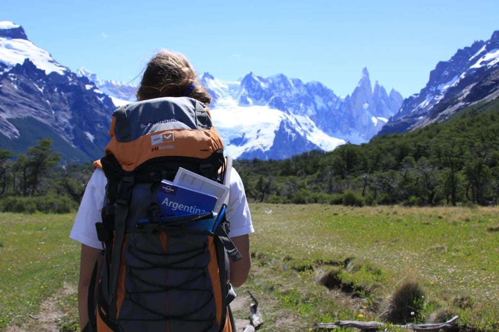 Backpacking South America is a must at least once.