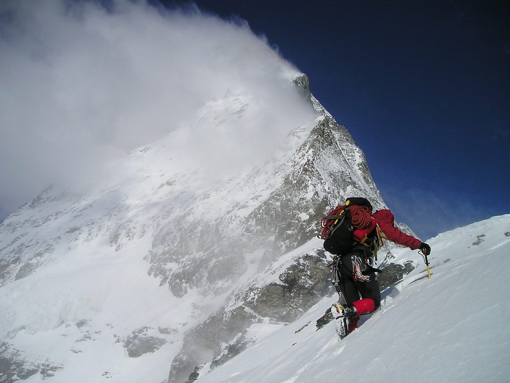 The Matterhorn tops our list of best hikes in Switzerland.