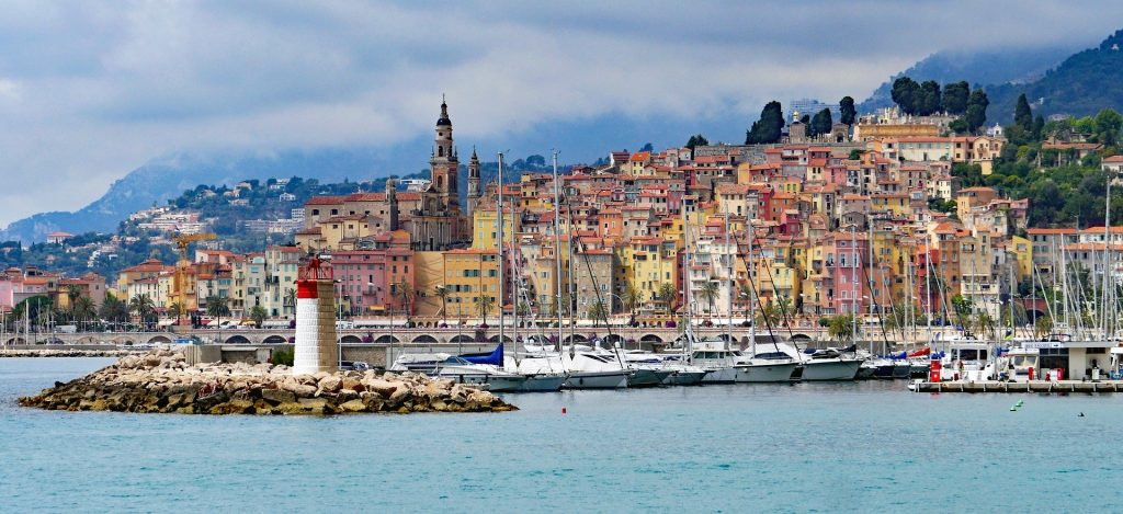 Menton tops our list of the best hidden gems in Europe.