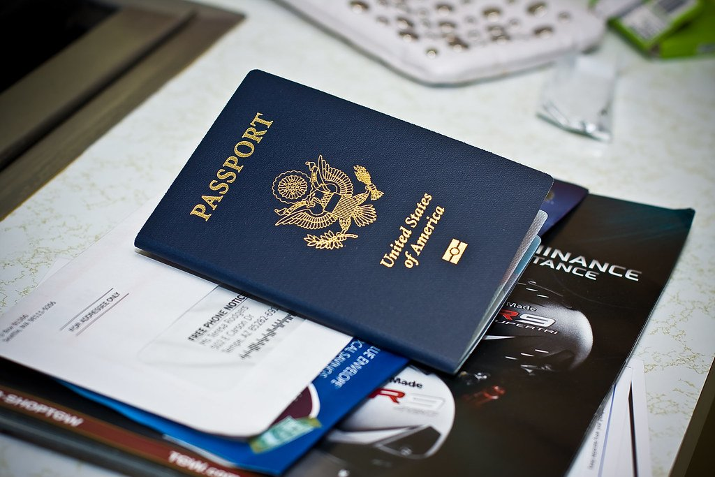 You will need your passport for backpacking South America.