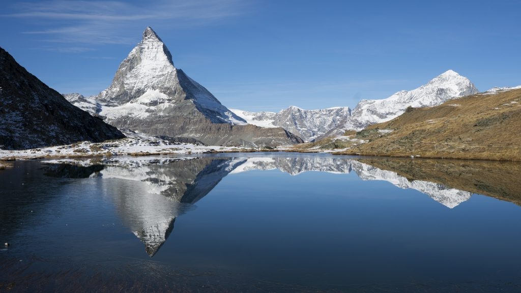 The Riffelsee Hike offers fantastic views.