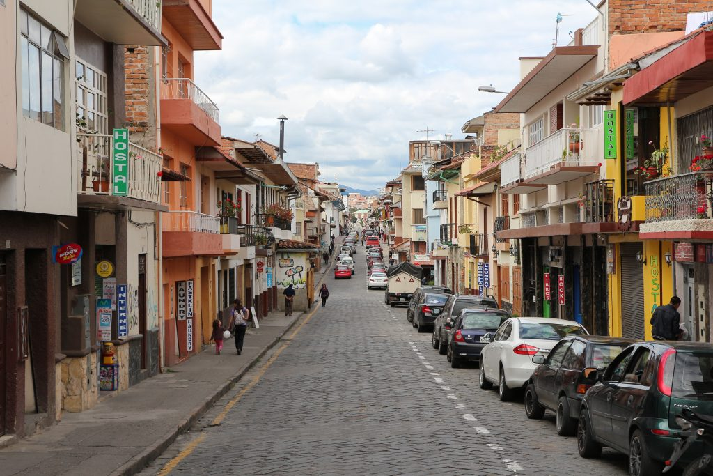 Cuenca is one of the best places to visit in Ecuador.