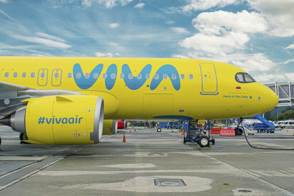 VivaColombia is a great option for air travel.