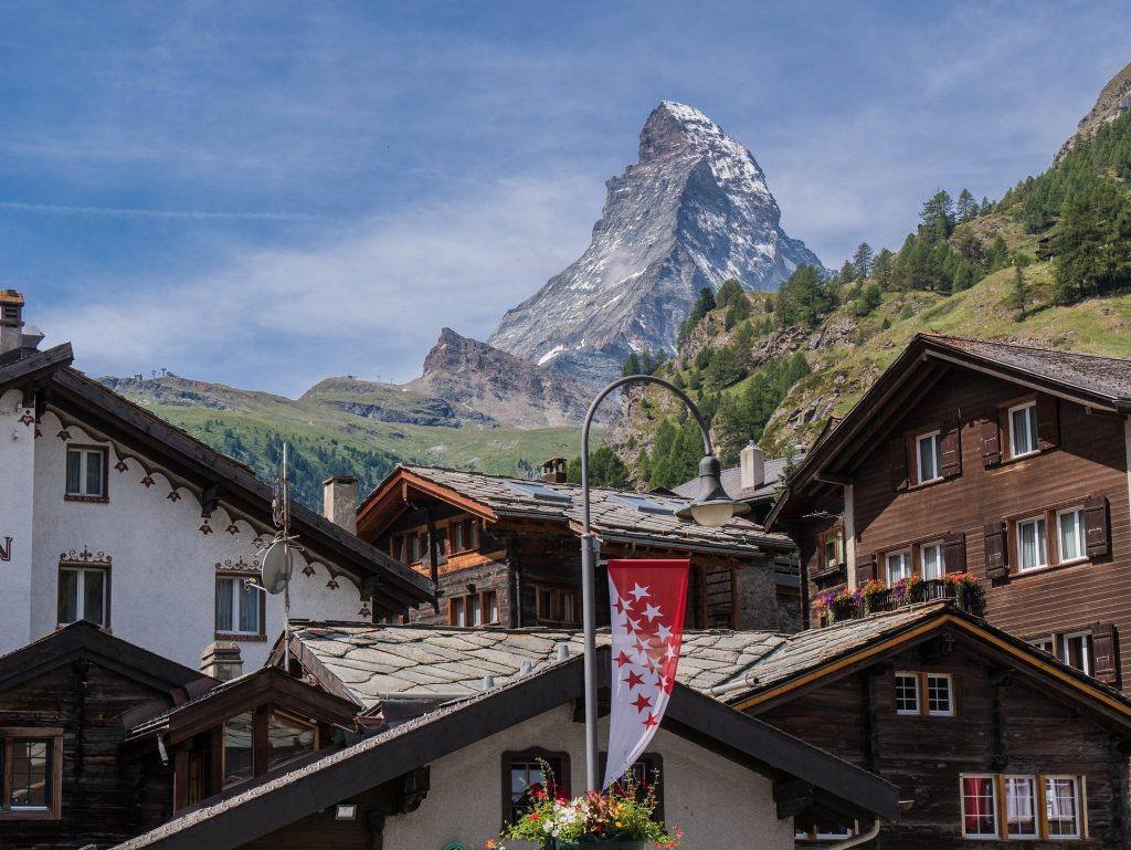 Zermatt is one of the best hidden gems in Europe.