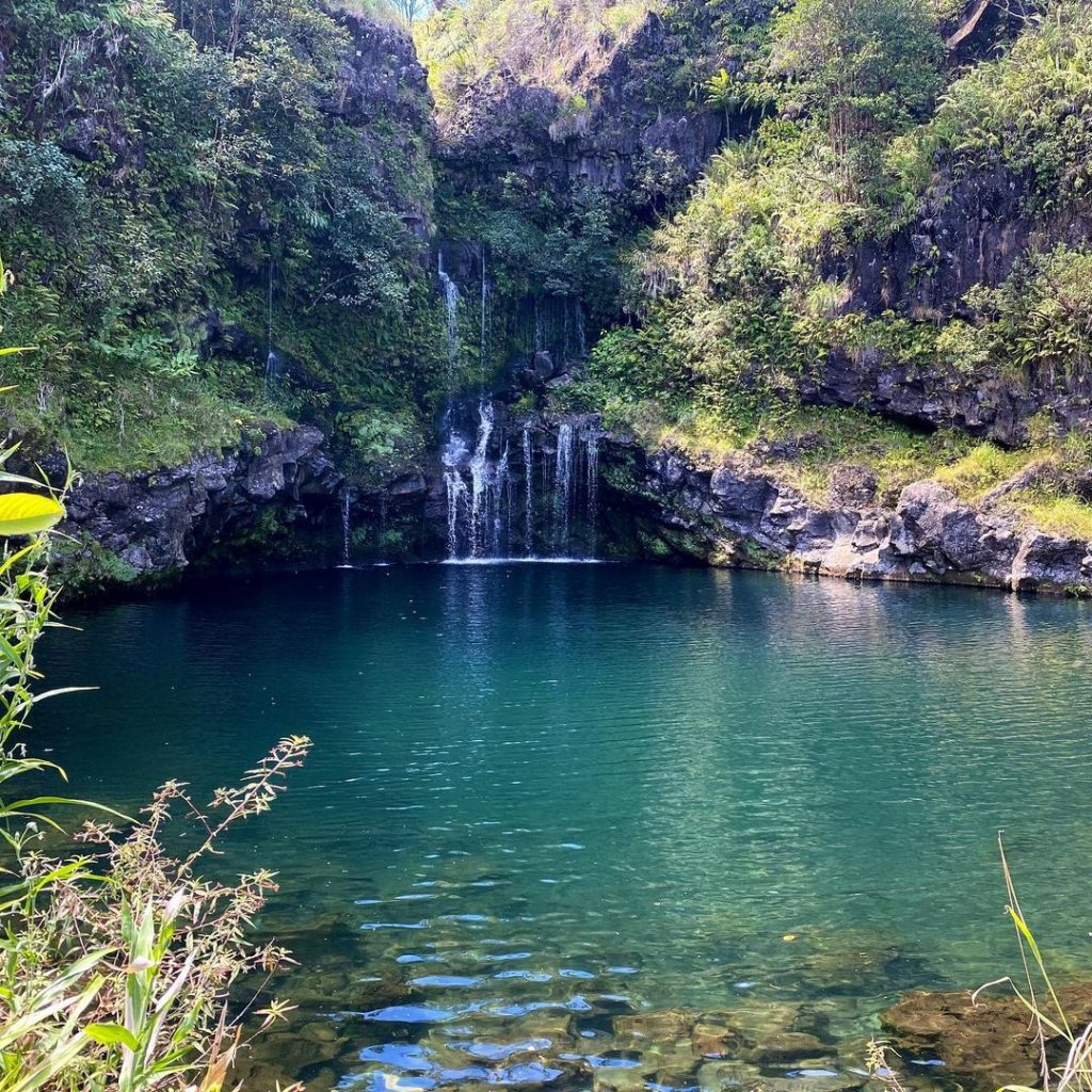 Nemo Falls is one of the best Maui waterfalls.