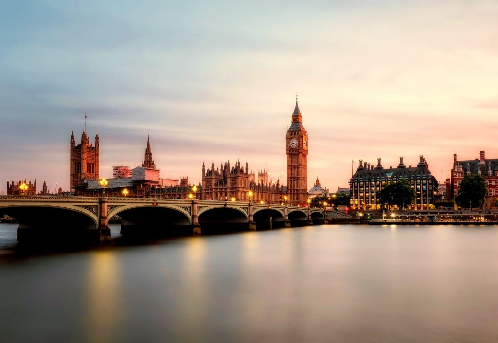 Big Ben is a must-visit while in London.