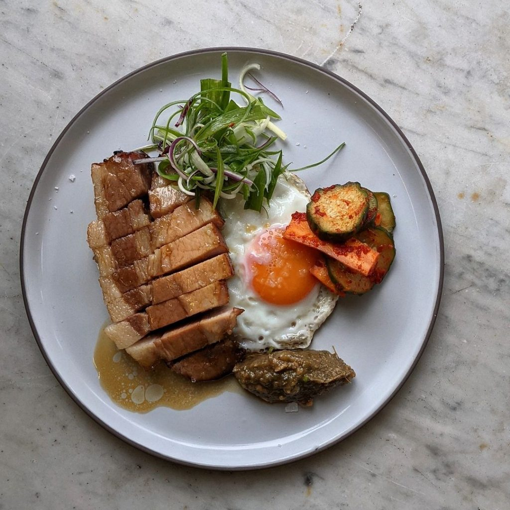 Esters is one of the best places for brunch in East London.