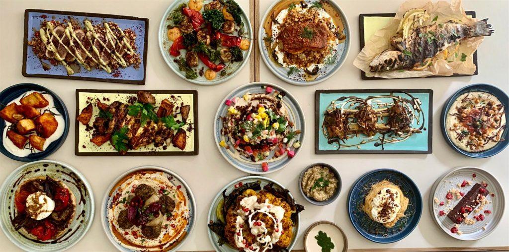 Delamina EAST serves up a Middle Eastern feast.