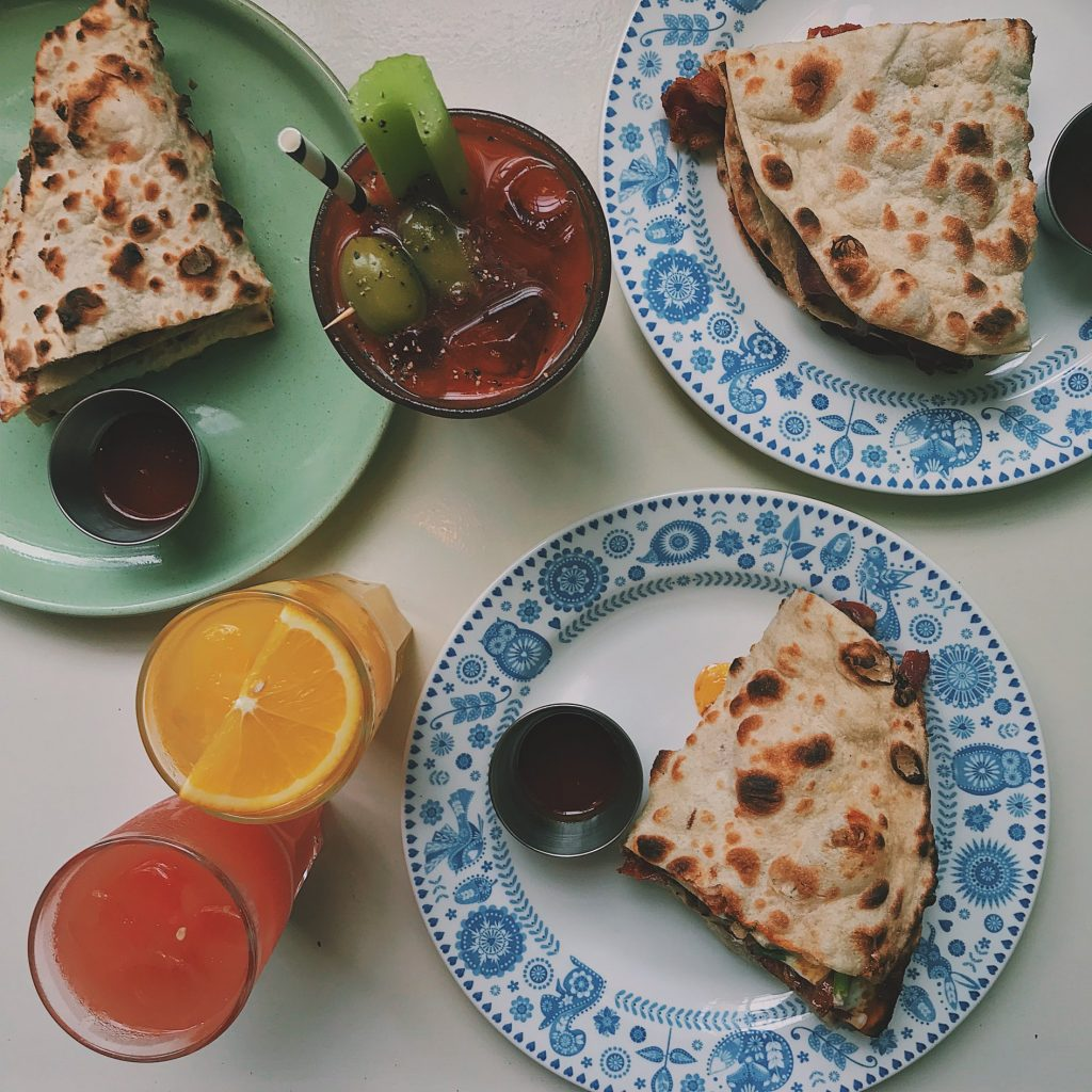 Dishoom is one of the best places for brunch in East London.