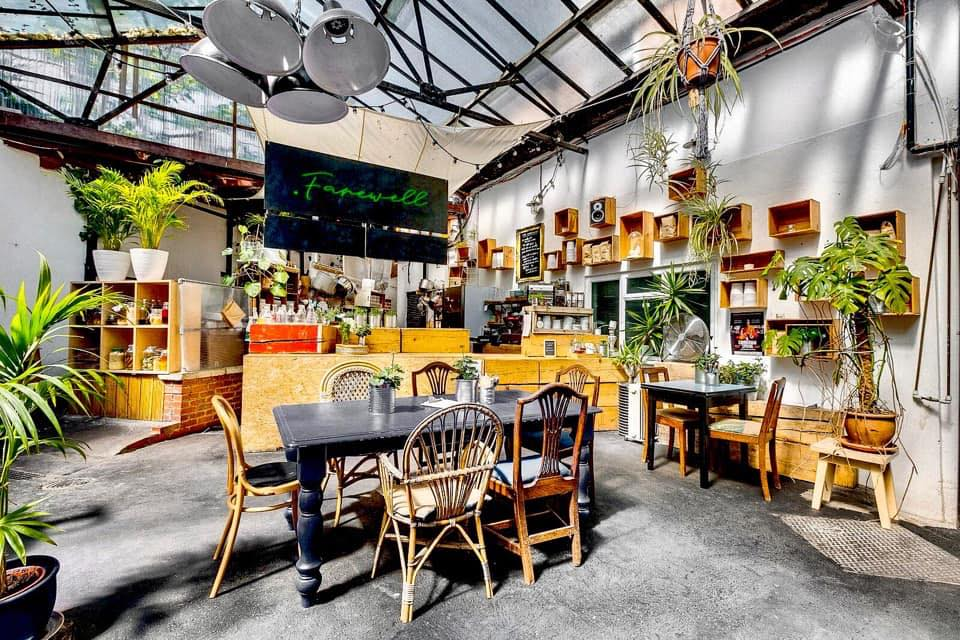 Farewell Cafe & Kitchen tops our list of best places for brunch in East London.