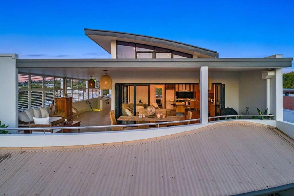 Jonson St Penthouse can be found at the heart of Byron Bay.