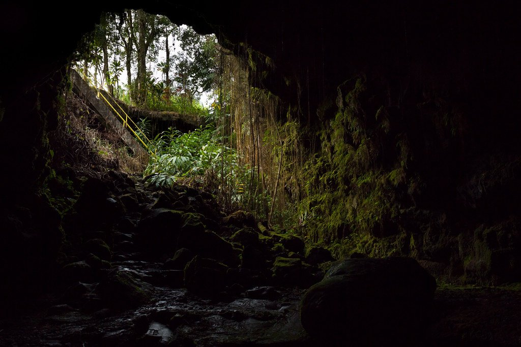 Kaumana Cave Park is definitely one of the best things to do in Hilo.