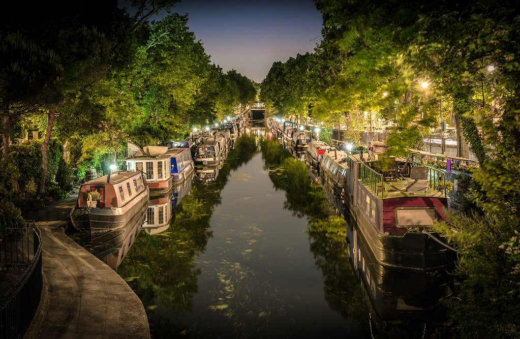 Little Venice is the perfect spot for a stroll.
